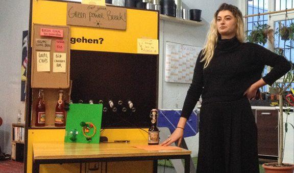 Design Thinking workshop case study: Sustainability Labs Kreuzberg