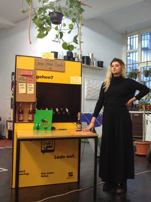 Design Thinking Workshop Case Study: Sustainability Labs Kreuzberg